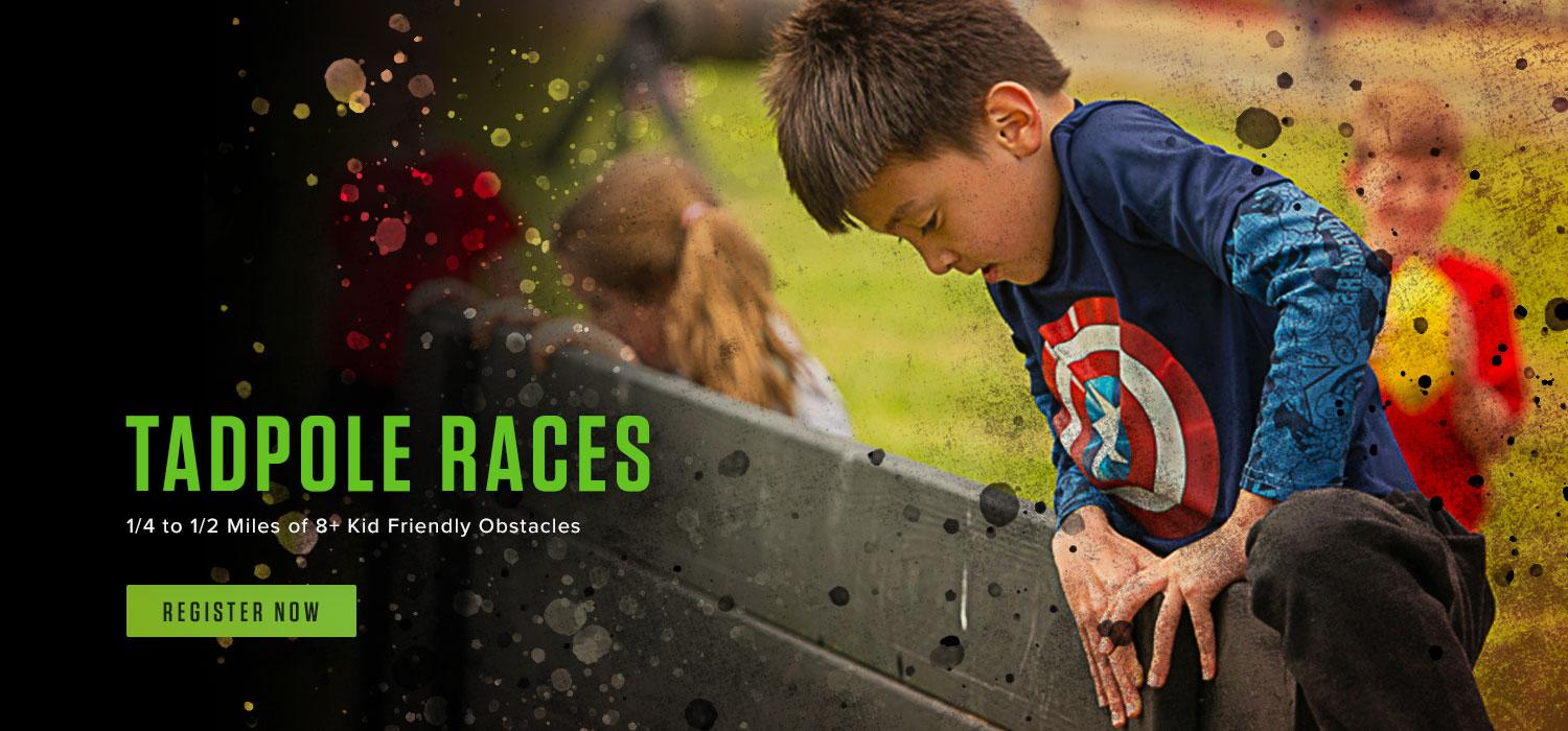Bonefrog Navy SEAL Mud Run and Obstacle Race